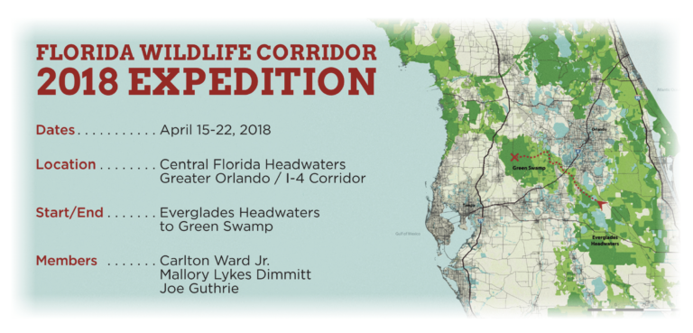 Map Of Gulf Side Of Florida.The Florida Wildlife Corridor