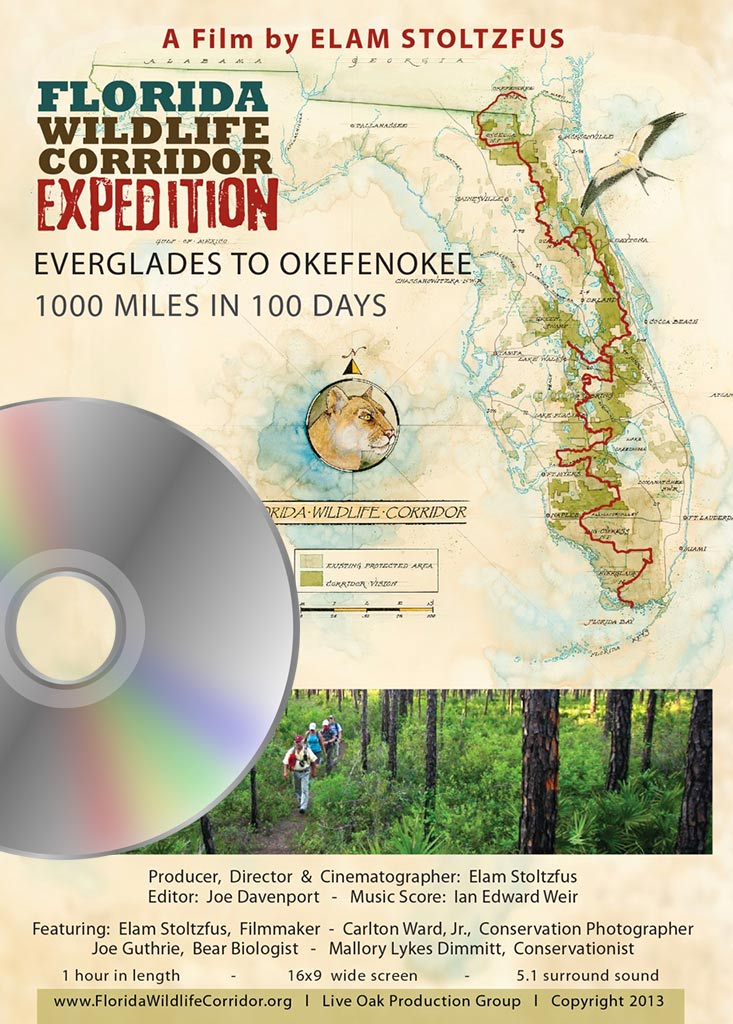 Everglades to Okefenokee DVD